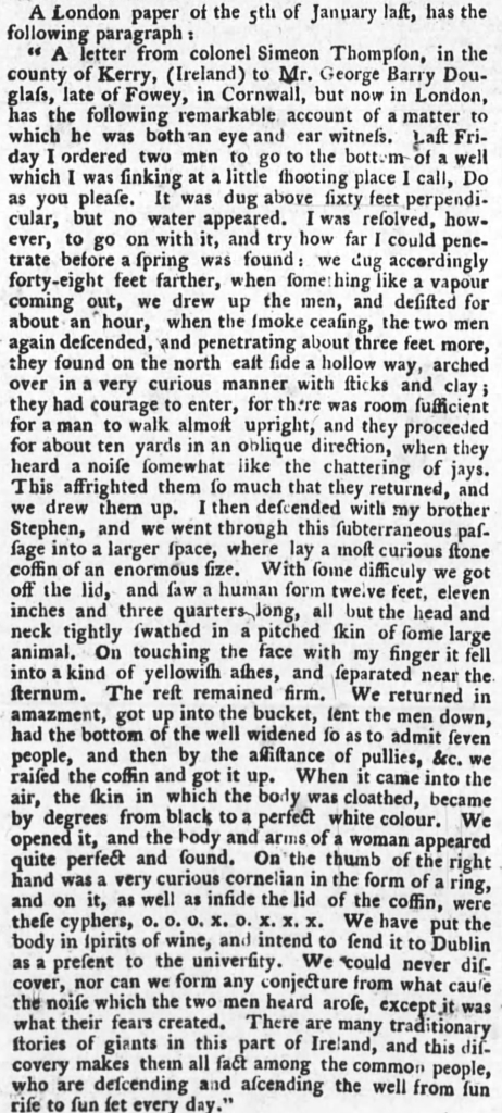 Maryland Gazette 8 April 1784